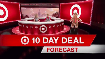 Target TV Spot, 'Deal Forecast Update: Apparel Prices Dropping' - Thumbnail 1