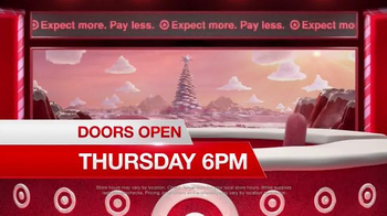 Target TV Spot, 'Deal Forecast Update: Apparel Prices Dropping' - Thumbnail 6