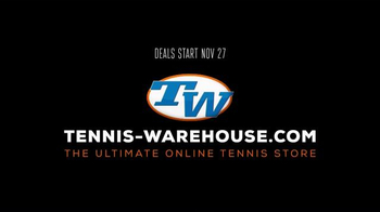 Tennis Warehouse Black Friday TV Spot, 'Are You Ready' - Thumbnail 6