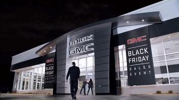 GMC Black Friday Sales Event TV Spot, 'Slept In' - Thumbnail 5