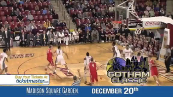 Northeast Conference TV Spot, '2015 Gotham Classic'