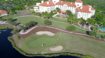 Florida's Paradise Coast TV Spot, 'Co-Ed Golf'