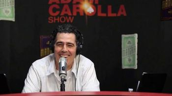 PodcastOne TV Spot, 'America's Podcast Network' Featuring Adam Carolla - 28 commercial airings