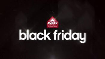 Ashley Furniture Homestore Pre Black Friday Sale TV Spot, 'Beat the Crowds' - 7 commercial airings