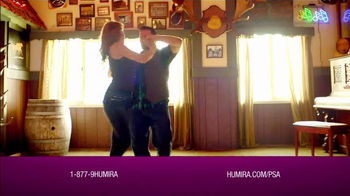 HUMIRA TV Spot, 'Body Improved' - Thumbnail 7