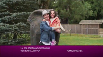 HUMIRA TV Spot, 'Body Improved' - Thumbnail 9