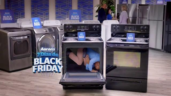 Aaron's 7 Días de Black Friday TV Spot, 'En el horno' [Spanish]