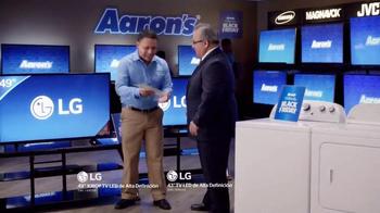Aaron's 7 Días de Black Friday TV Spot, 'En el horno' [Spanish] - Thumbnail 4
