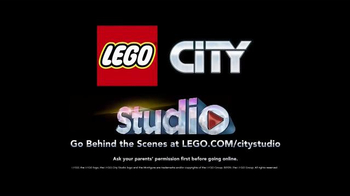 LEGO City Studio TV Spot, 'Behind the Scenes' - Thumbnail 8