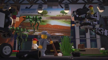 LEGO City Studio TV Spot, 'Behind the Scenes' - 868 commercial airings