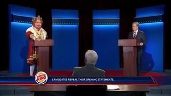 Burger King Chicken Nuggets TV Spot, 'Debate Reaction' - Thumbnail 1