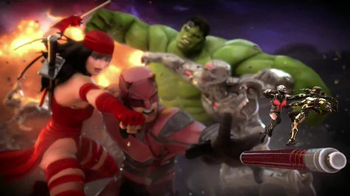 Marvel Contest of Champions TV Spot, 'Who's on Your Team?' - Thumbnail 4