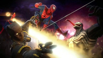 Marvel Contest of Champions TV Spot, 'Who's on Your Team?' - 4996 commercial airings