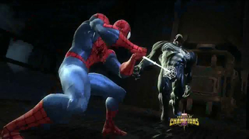 Marvel Contest of Champions TV Spot, 'Who's on Your Team?' - Thumbnail 9