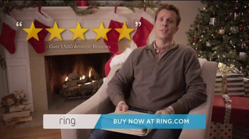 Ring TV Spot, 'Ring for the Holidays 2015' - Thumbnail 4