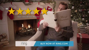 Ring TV Spot, 'Ring for the Holidays 2015' - Thumbnail 5