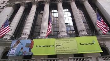 New York Stock Exchange TV Spot, 'TransUnion' - Thumbnail 1