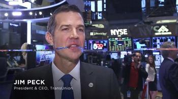 New York Stock Exchange TV Spot, 'TransUnion' - Thumbnail 2