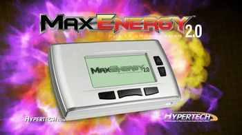 Hypertech Max Energy 2.0 Power Programmer TV Spot, 'Optimize Engine Tuning'