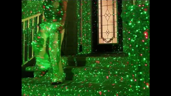 Star Shower Laser Light TV Spot, 'Luces de Navidad' [Spanish] - Thumbnail 3