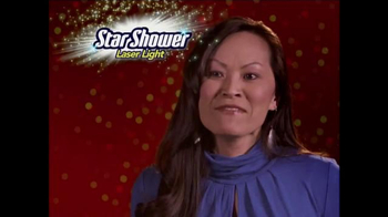 Star Shower Laser Light TV Spot, 'Luces de Navidad' [Spanish] - Thumbnail 5