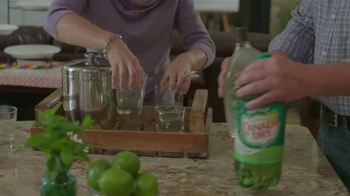 Canada Dry Gingerale TV Spot, 'Food Network: Mojito Ginger Splash' - Thumbnail 3