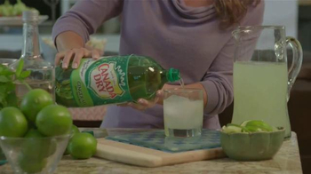 Canada Dry Gingerale TV Spot, 'Food Network: Mojito Ginger Splash' - Thumbnail 4