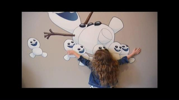 Fathead TV Spot, 'Home Videos: Wall Decals' - 751 commercial airings