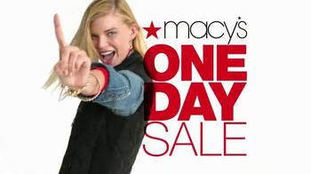 Macy's One Day Sale TV Spot, 'Plenti Points' - Thumbnail 1