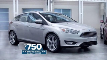 Ford Black Friday Pricing Event TV Spot, 'Inside Deal for Everyone' - Thumbnail 2