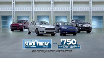 Ford Black Friday Pricing Event TV Spot, 'Inside Deal for Everyone' - Thumbnail 5