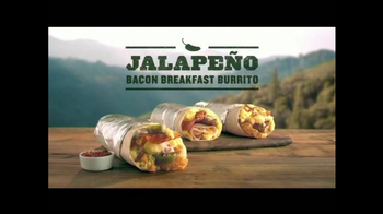 Jack in the Box Jalapeno Bacon Breakfast Burrito TV Spot, 'ZZZ' [Spanish] - Thumbnail 10
