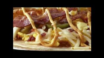 Jack in the Box Jalapeno Bacon Breakfast Burrito TV Spot, 'ZZZ' [Spanish] - Thumbnail 9
