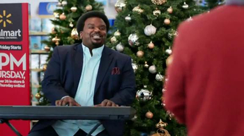 Walmart Black Friday TV Spot, 'Baxter' Featuring Craig Robinson - Thumbnail 2