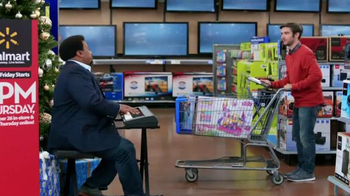 Walmart Black Friday TV Spot, 'Baxter' Featuring Craig Robinson