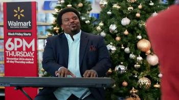 Walmart Black Friday TV Spot, 'Baxter' Featuring Craig Robinson - Thumbnail 7