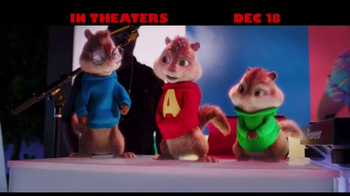 Alvin and the Chipmunks: The Road Chip - 4925 commercial airings