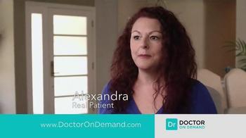 Doctor on Demand TV Spot, 'Natasha, Amber and Alexandra' - Thumbnail 8