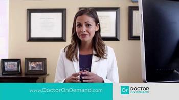 Doctor on Demand TV Spot, 'Natasha, Amber and Alexandra' - Thumbnail 9