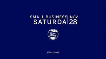 American Express TV Spot, 'Small Business Saturday' - Thumbnail 7