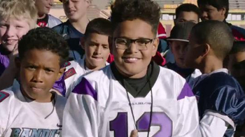 NFL Together We Make Football TV Spot, 'Honor Roll' - Thumbnail 7