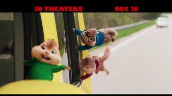 Alvin and the Chipmunks: The Road Chip - Alternate Trailer 1