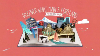 Travel Portland TV Spot, 'Discover What Makes Portland So Portland'