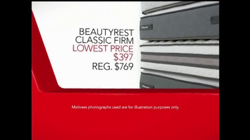 Macy's One Day Sale TV Spot, 'Mattresses: Special Financing' - Thumbnail 5