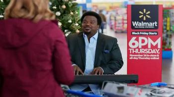 Walmart Black Friday TV Spot, 'Busy Bee' Featuring Craig Robinson - Thumbnail 7