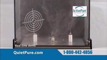 Aerus QuietPure TV Spot, 'NASA Technology' Featuring Carol Alt - Thumbnail 4