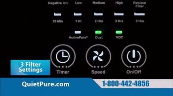 Aerus QuietPure TV Spot, 'NASA Technology' Featuring Carol Alt - Thumbnail 6