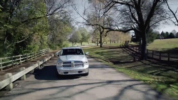 Ram Trucks TV Spot, 'CMT: Influences' Ft. Michael Ray, Song by Kenny Rogers - Thumbnail 1