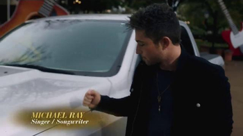 Ram Trucks TV Spot, 'CMT: Influences' Ft. Michael Ray, Song by Kenny Rogers - Thumbnail 3