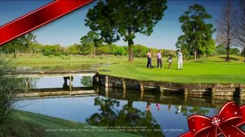 GolfNow.com Gift Card TV Spot, 'The Gift of Golf'